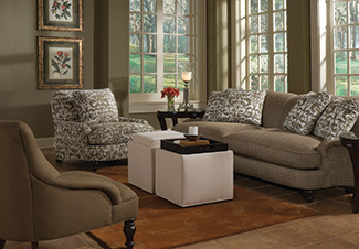 Stop By Our Showroom To Browse Beautiful Selection Of Upholstery Samples And Furniture Styles